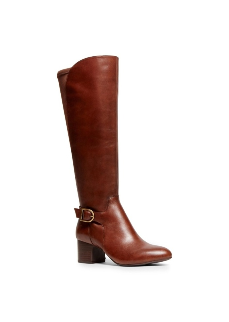 Anne Klein Honesty Buckle Boots