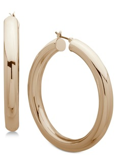Anne Klein Medium Hoop Earrings