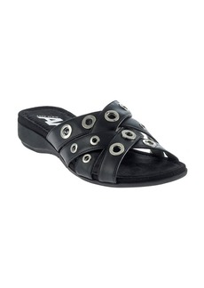 """Anne Klein® """"Kandis"""" Slide Sandals"""