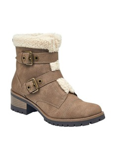 Anne Klein Lolly Microsuede Booties