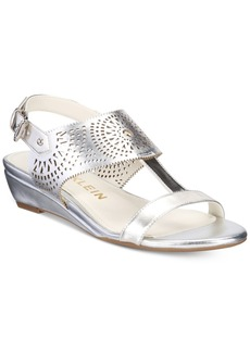 Anne Klein Maddie Wedge Sandals