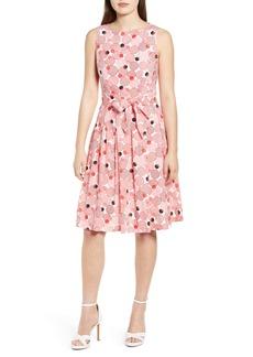 Anne Klein Malibu Bluffs Fit & Flare Dress