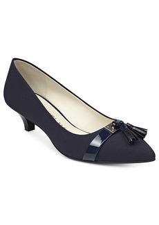 "Anne Klein® ""Mandie"" Point Toe Pumps"