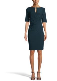 Anne Klein Maryellen Keyhole Sheath Dress