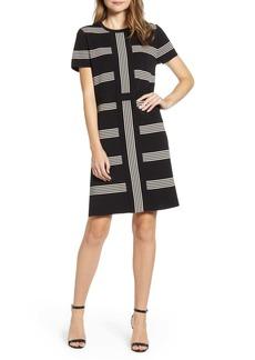 Anne Klein Multi Stripe Dress