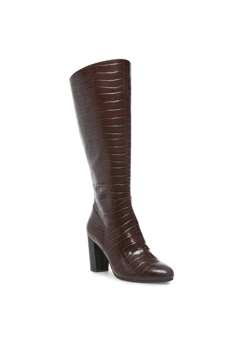 Anne Klein Nastya Knee High Wide Calf Boots