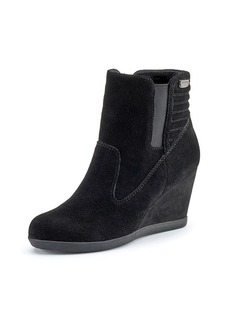 "Anne Klein® ""Neither"" Wedge Booties"