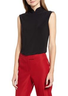 Anne Klein Notch Collar Sleeveless Top