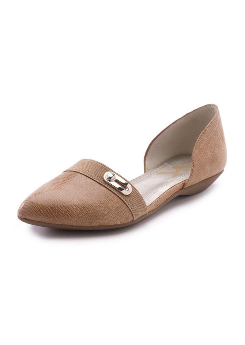 Apparel trends 2017 - Anne Klein Anne Klein 174 Quot Oshea Quot Sport D Orsay Flats Shoes