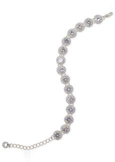 Anne Klein Pave Flex Bracelet