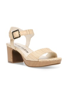 Anne Klein Peony Ankle Strap Sandal (Women)