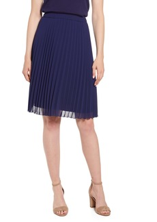 Anne Klein Pleated Skirt