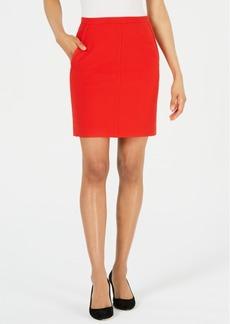 Anne Klein Poppy Pencil Skirt