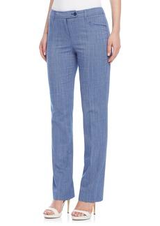 Anne Klein Ridge Crest Duke Twill Pants