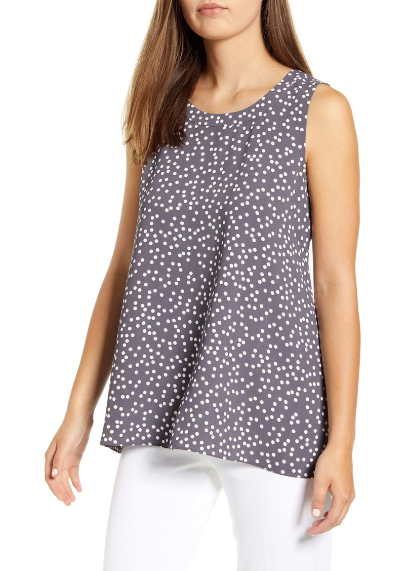 Anne Klein Scattered Dot Top