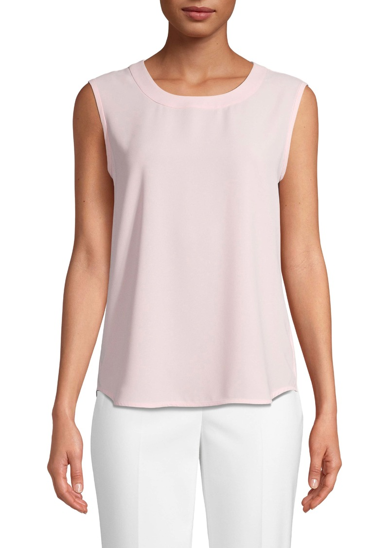 Anne Klein Scoop Neck Tank