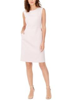 Anne Klein Seam-Waist Sheath Dress