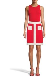 Anne Klein Colorblock Skirt