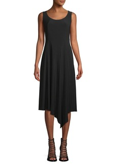 Anne Klein Sleeveless Fit-&-Flare Dress