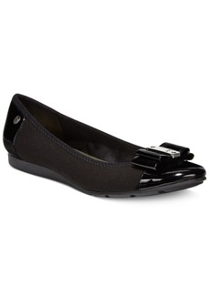 Anne Klein Sport Aricia Flats, Only at Macy's