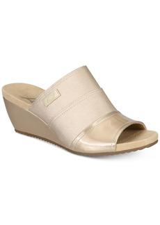 Anne Klein Sport Chanay Wedge Sandals