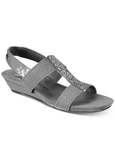 Anne Klein Sport Idolize Wedge Sandals