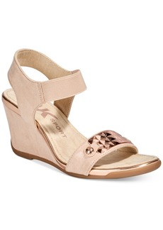 Anne Klein Sport Latasha Wedge Sandals