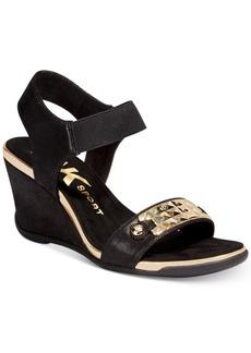 Anne Klein Sport Latasha Wedge Sandals