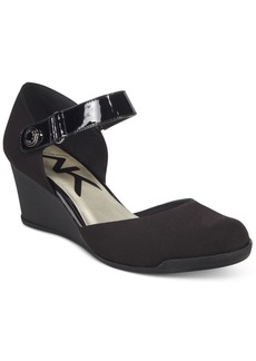 Anne Klein Sport Tasha Wedge Pumps