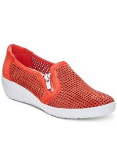 Anne Klein Sport Yaris Wedge Sneakers