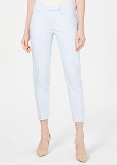 Anne Klein Straight-Leg Ankle Pants