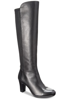 Anne Klein Sylvie iFlex Wide-Calf Riding Boots