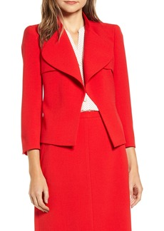 Anne Klein Trench Suit Jacket