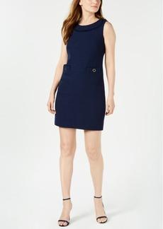 Anne Klein Tweed Sheath Dress, Created for Macy's