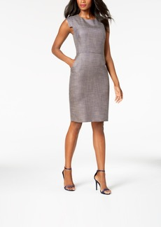 Anne Klein Sheath Dress, Created for Macy's