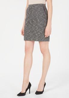 Anne Klein Tweed Skirt