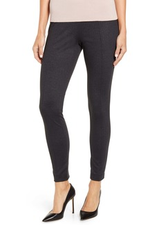 Anne Klein Twill Leggings