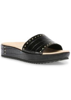 Anne Klein Valene Wedged Sandals