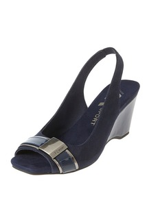 "Anne Klein® ""Wandie"" Slingback Wedge Sandals"