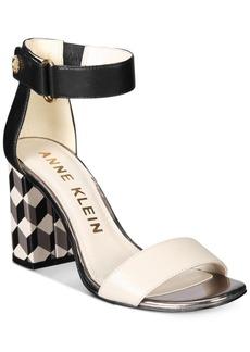 Anne Klein Watch Me Dress Sandals