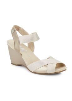 Anne Klein Wilamina Wedge Sandals