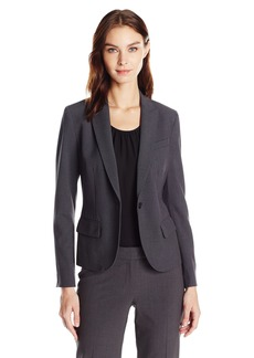 Anne Klein Women's 1 Button Jacket