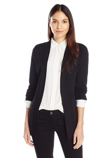 Anne Klein Women's 2 Pocket Open Cardigan