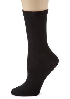 Anne Klein Women's 3 Pack Knit Crew Socks