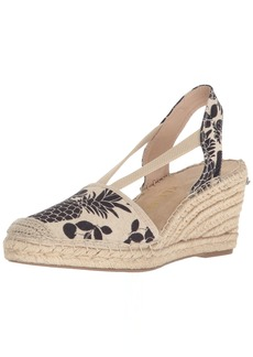Anne Klein Women's Abbey Espadrille Wedge Sandal   M US