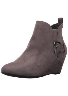 Anne Klein Women's Anni Fabric Ankle Boot