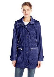 Anne Klein Women's Anorak with Hood