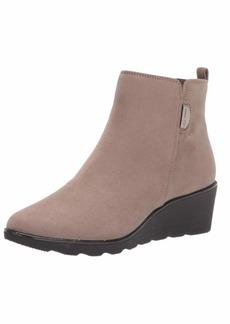 Anne Klein womens Wedge Ankle Fashion Boot   US