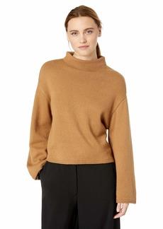 Anne Klein Women's Bell Sleeve Pullover Sweater  M