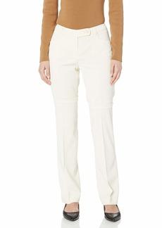 Anne Klein Women's Corduroy Straight Leg Pant